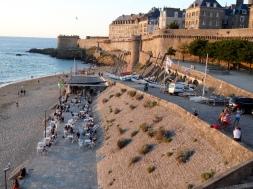 Plage de St Malo